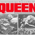 CONVENCION QUEEN - MERCURY